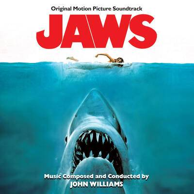 Cover art for Jaws (Original Motion Picture Soundtrack)