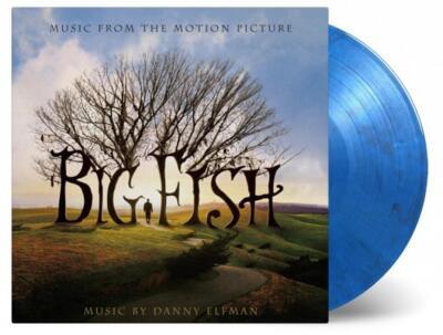 Cover art for Big Fish (Blue, Black & White Marbled Vinyl)