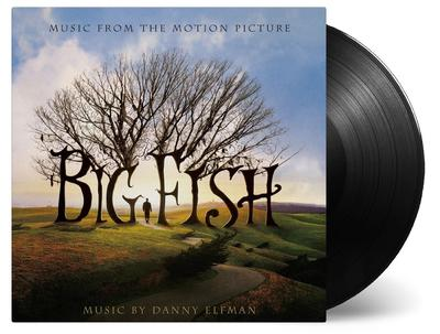 Cover art for Big Fish