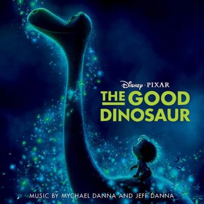 Cover art for The Good Dinosaur