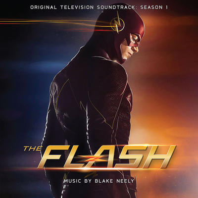 Cover art for The Flash (Season 1)