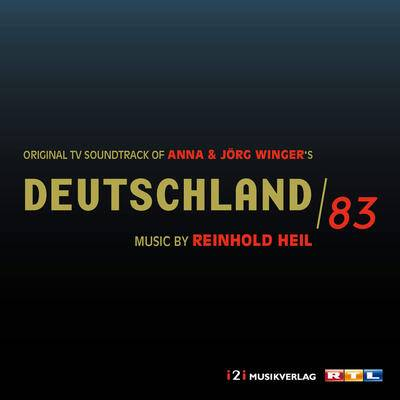 Cover art for Deutschland 83