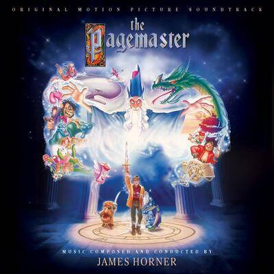 Cover art for The Pagemaster