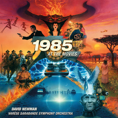 Cover art for 1985 at the Movies