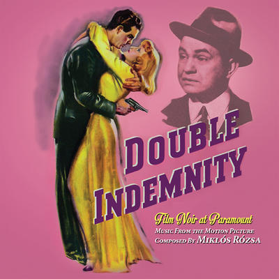 Cover art for Double Indemnity: Film Noir at Paramount