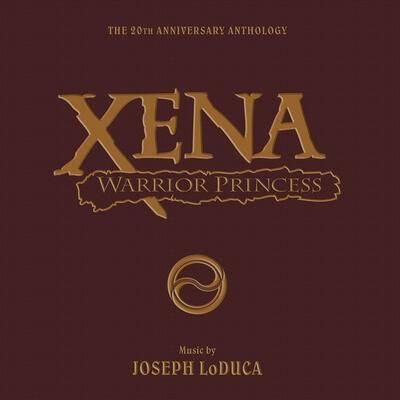 Cover art for Xena: Warrior Princess (20th Anniversary Anthology)