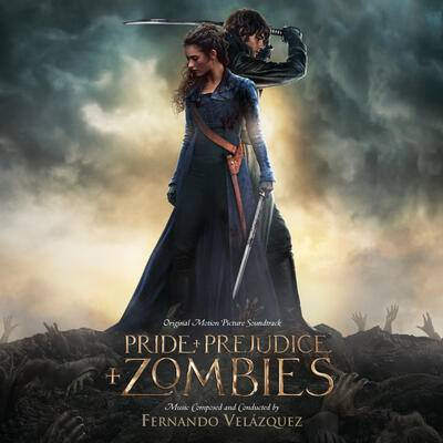 Cover art for Pride and Prejudice and Zombies