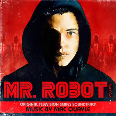 Cover art for Mr. Robot, Vol. 1 (Original Television Series Soundtrack)