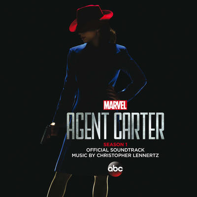 Cover art for Agent Carter: Season 1 (Official Soundtrack)