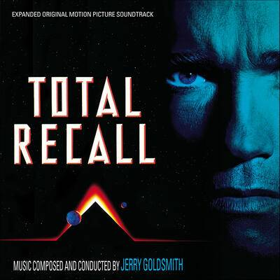 Cover art for Total Recall (Expanded Original Motion Picture Soundtrack)