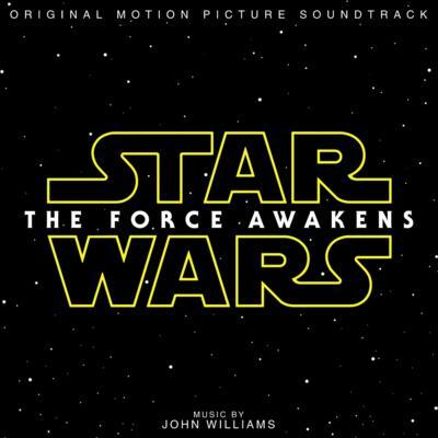 Cover art for Star Wars: The Force Awakens