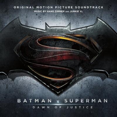Cover art for Batman v Superman: Dawn of Justice (Original Motion Picture Soundtrack)