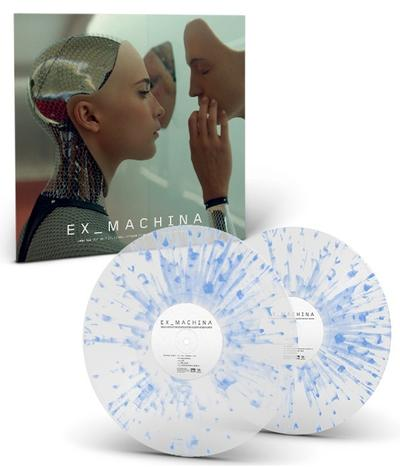 Cover art for Ex Machina (Frosted Clear & Blue Splatter Vinyl)