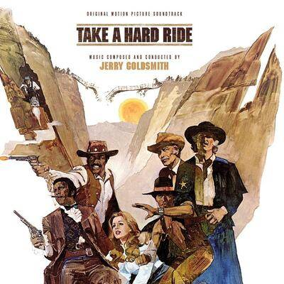 Cover art for Take A Hard Ride