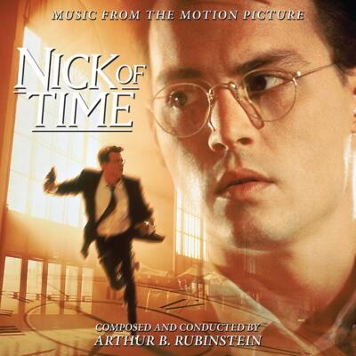 Cover art for Nick of Time