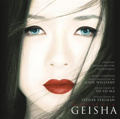 Cover art for Memoirs of a Geisha