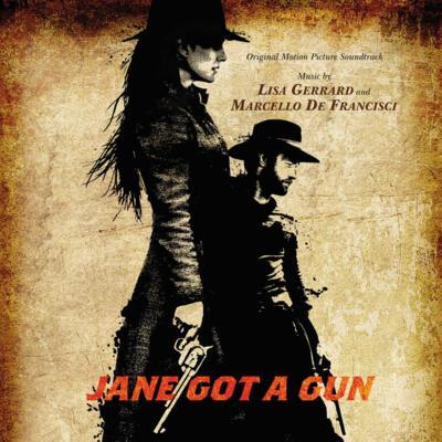 Cover art for Jane Got a Gun (Original Motion Picture Soundtrack)