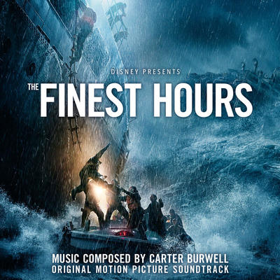 Cover art for The Finest Hours (Original Motion Picture Soundtrack)