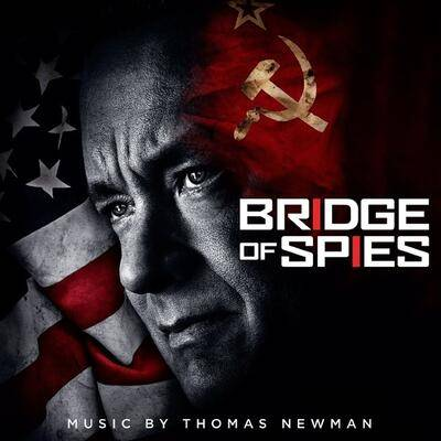 Cover art for Bridge of Spies