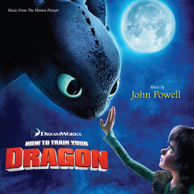 Cover art for How to Train Your Dragon (Dragon Eye Vinyl)