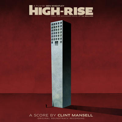 Cover art for High-Rise