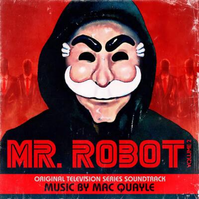 Cover art for Mr. Robot (Volume 2)
