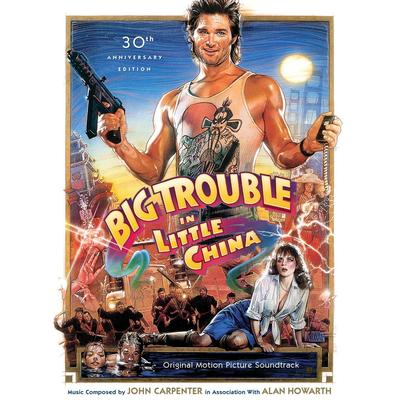 Cover art for Big Trouble In Little China (30th Anniversary Edition)
