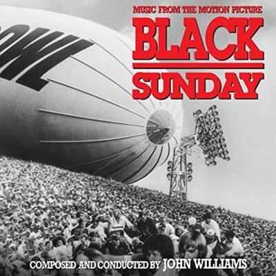Cover art for Black Sunday