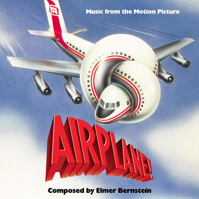 Cover art for Airplane!