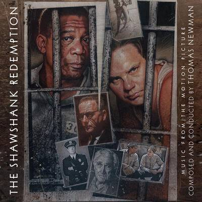 Cover art for The Shawshank Redemption