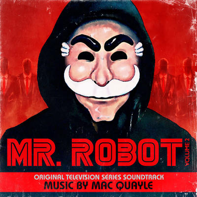 Cover art for Mr. Robot – Volume 2 (Original Television Series Soundtrack)