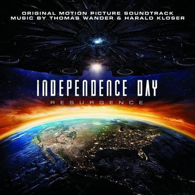 Cover art for Independence Day: Resurgence (Original Motion Picture Soundtrack)