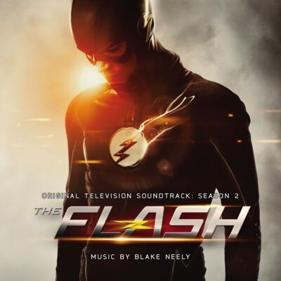 Cover art for The Flash - Original Television Soundtrack: Season 2