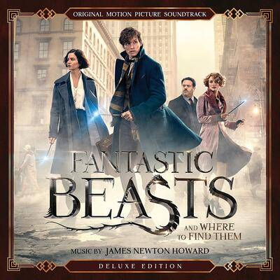 Cover art for Fantastic Beasts and Where to Find Them: Original Motion Picture Soundtrack (Deluxe Edition)