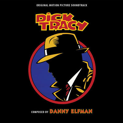 Cover art for Dick Tracy: Original Motion Picture Soundtrack
