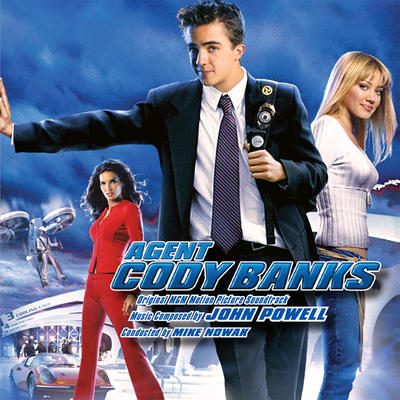 Cover art for Agent Cody Banks (Original Motion Picture Soundtrack)