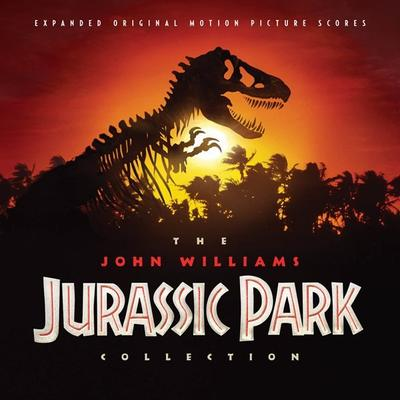 Cover art for The John Williams Jurassic Park Collection (Expanded Motion Picture Scores)