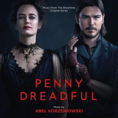Cover art for Penny Dreadful (Music From The Showtime Original Series) (Translucent Red Variant)