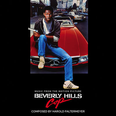Cover art for Beverly Hills Cop (Music From The Motion Picture)