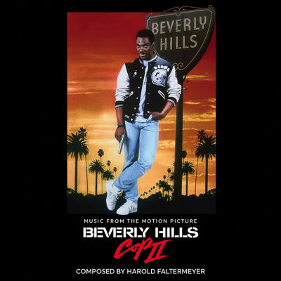 Cover art for Beverly Hills Cop II (Music From The Motion Picture)