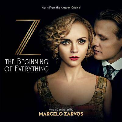 Cover art for Z: The Beginning of Everything (Music From The Amazon Original)