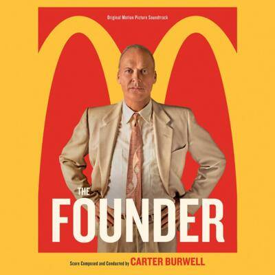 Cover art for The Founder (Original Motion Picture Soundtrack)