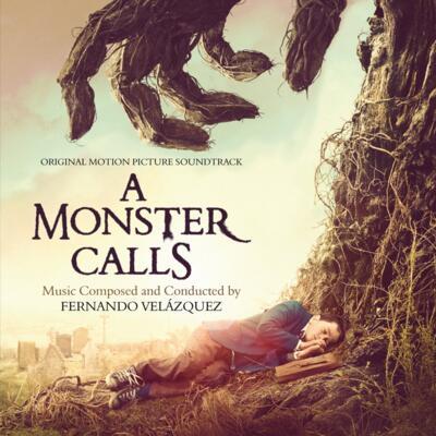 Cover art for A Monster Calls (Original Motion Picture Soundtrack) (Coloured Vinyl Variant)