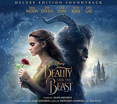 Cover art for Beauty and the Beast (Original Motion Picture Soundtrack) (Deluxe Edition Soundtrack)