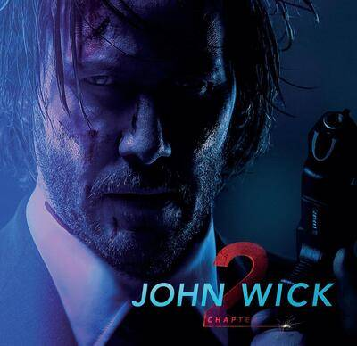 Cover art for John Wick: Chapter 2 (Original Motion Picture Soundtrack)