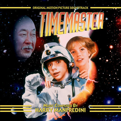 Cover art for Timemaster (Original Motion Picture Soundtrack)