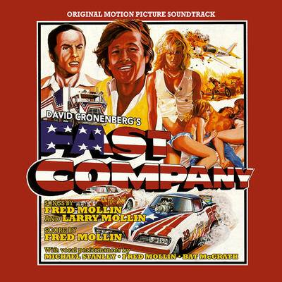 Cover art for Fast Company (Original Motion Picture Soundtrack)