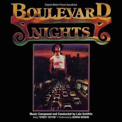 Cover art for Boulevard Nights (Original Motion Picture Soundtrack)
