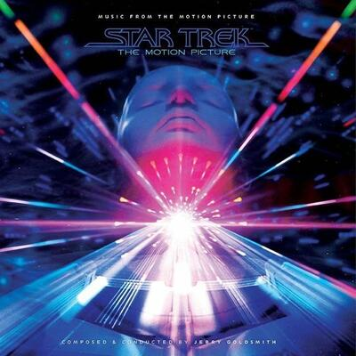 Cover art for Star Trek: The Motion Picture (Music From The Motion Picture)