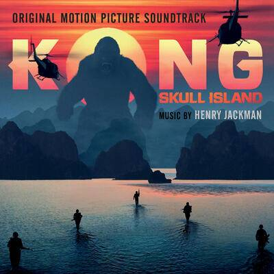 Cover art for Kong: Skull Island (Original Motion Picture Soundtrack)
